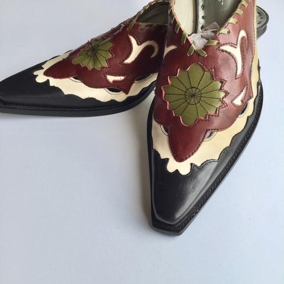 dd8e8dbfa69c9 BCBGirls Shoes | Leather Mules Clogs Slides | Poshmark